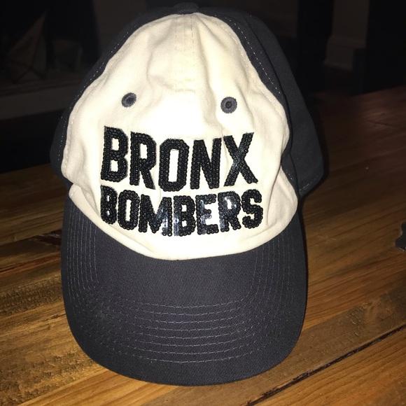 09684f99 💙Bronx Bombers Hat- VS PINK New York Yankees